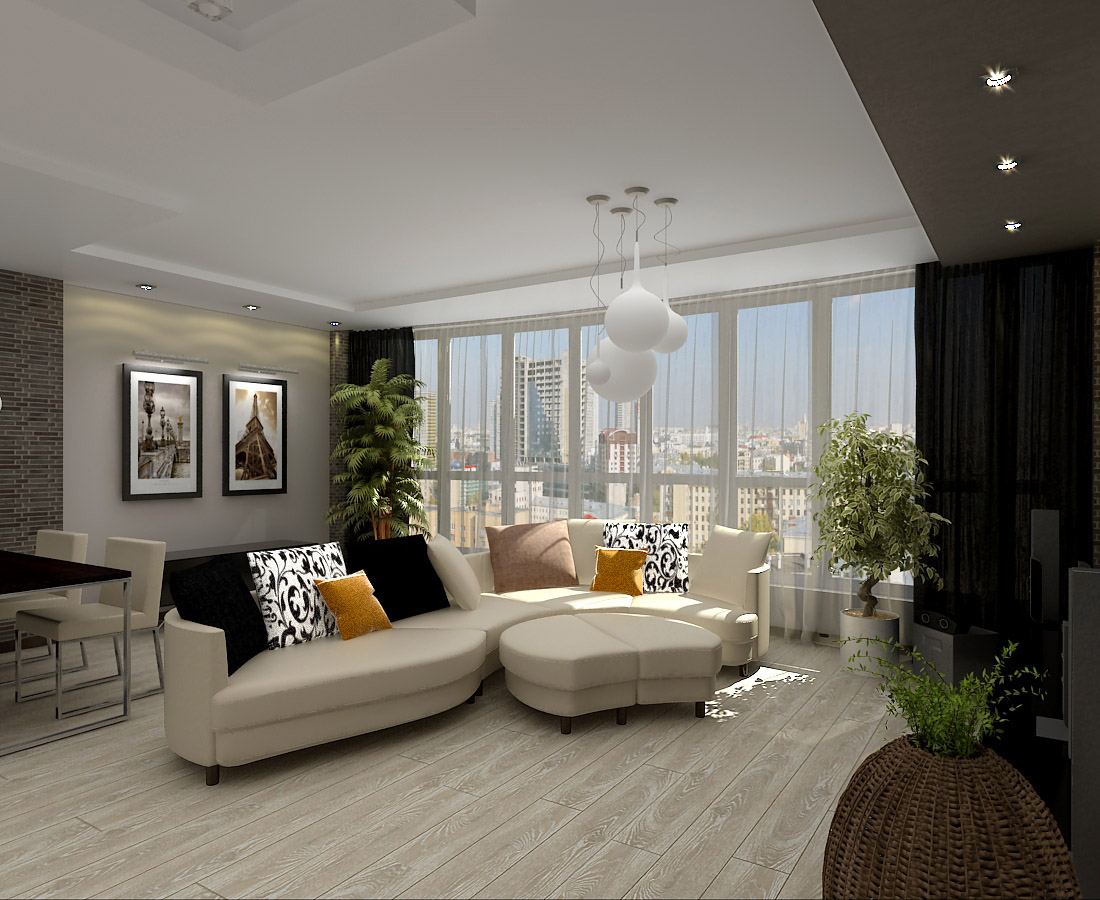 Дизайн квартиры, ул Шейнкмана